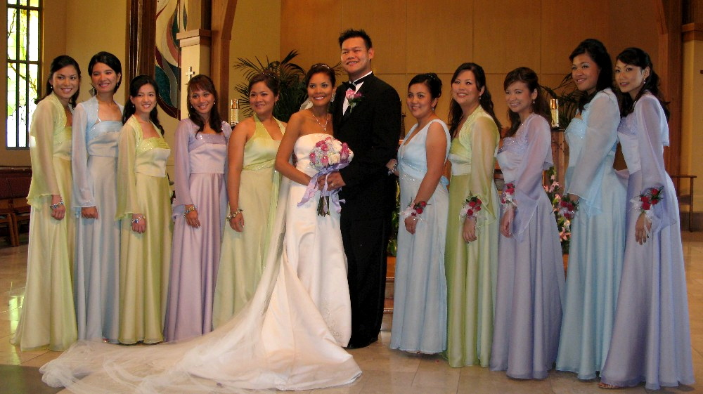 Unique Weddings Tippi Ocampo