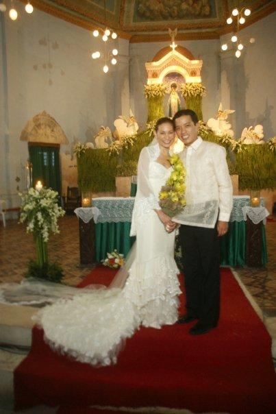 Angela ocampo wedding