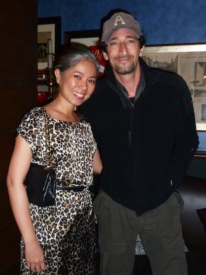 Who's That Guy??? It's Adrien Brody!