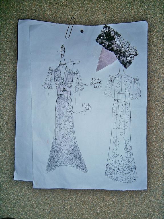 SONA 2012 Red Carpet Fashion