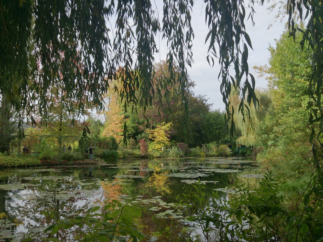 Giverny: Lasting Impressions