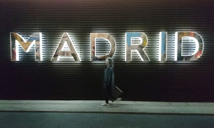 New Horizons: Surprise Trip to Madrid