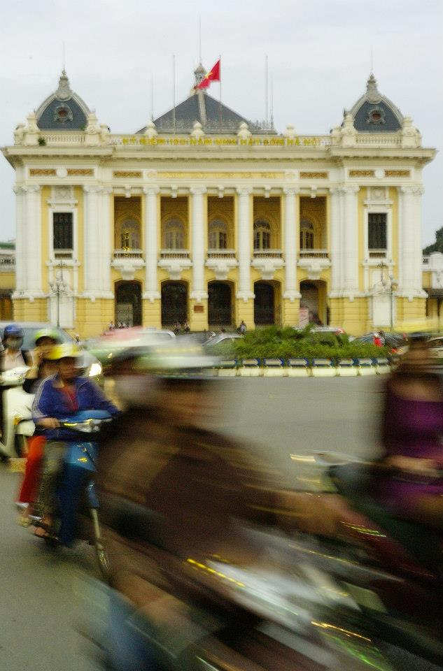 Hanoi: Asian Flavor, French Twist