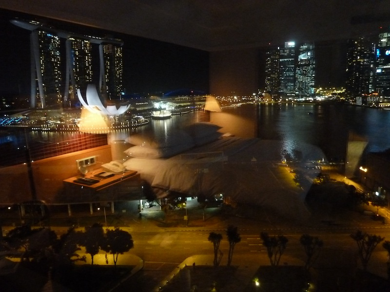 Singapore: Birthday By the Bay