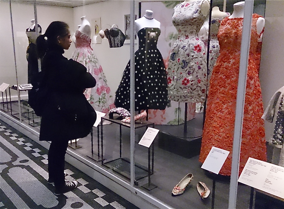 Evolution of Fashion at the V&A Museum
