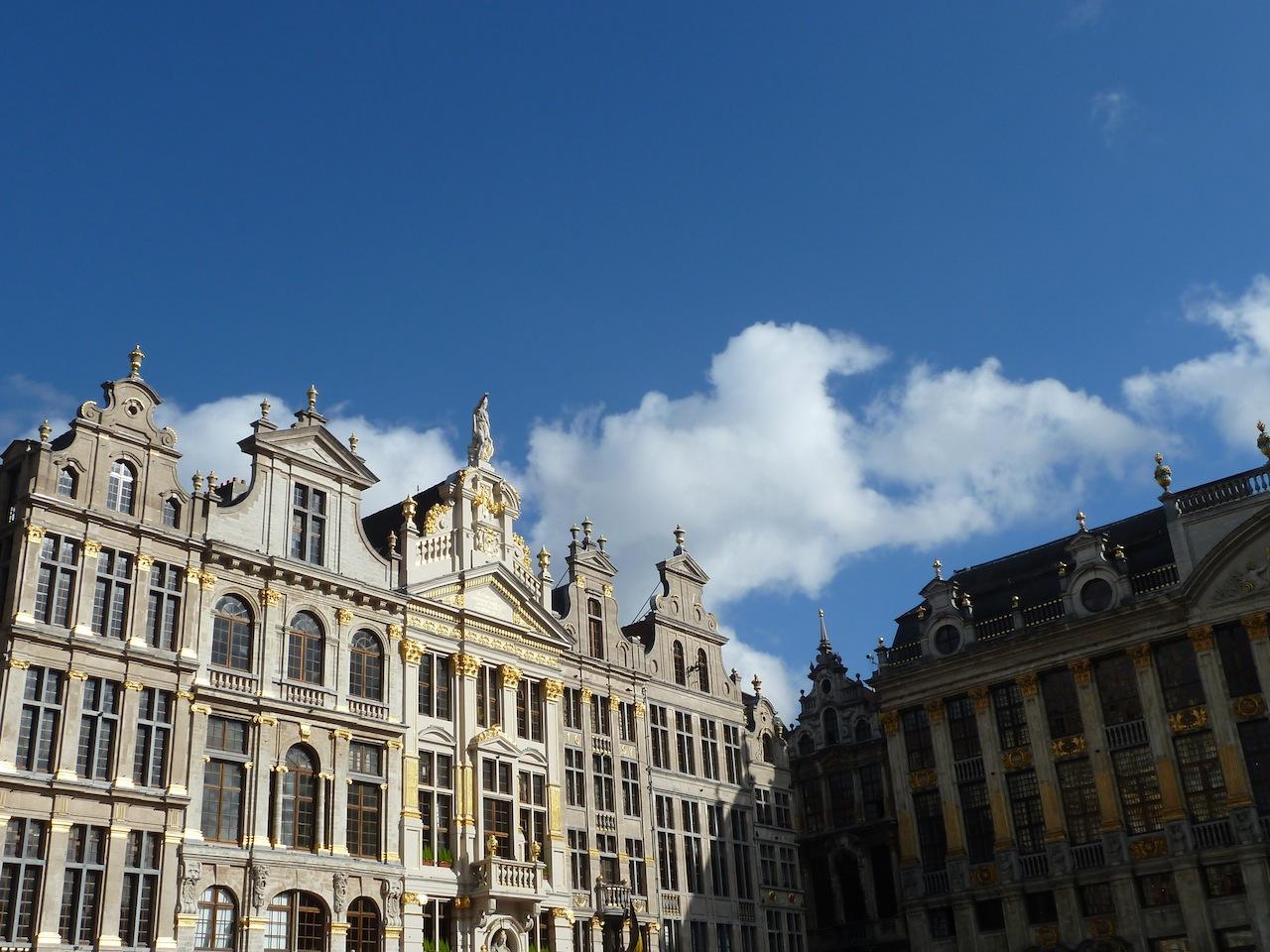 Belgium: Chocolates, Waffles…& Sprouts?